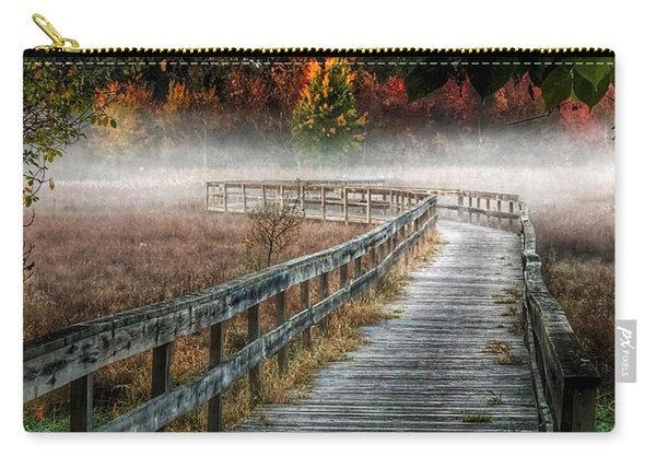 The Peaceful Path Carry-all Pouch