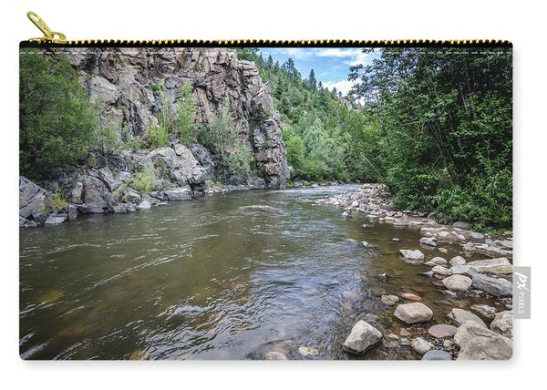The Pecos River Carry-all Pouch