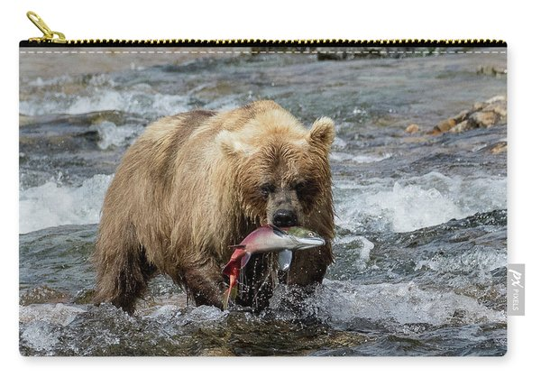 The Perfect Catch Carry-all Pouch