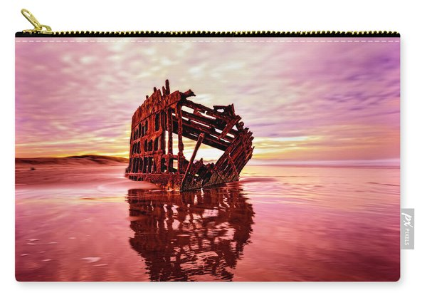 Peter Iredale Fantasy Carry-all Pouch