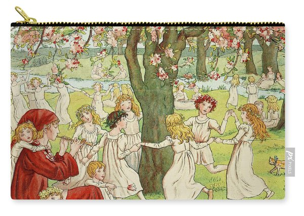 The Pied Piper Carry-all Pouch
