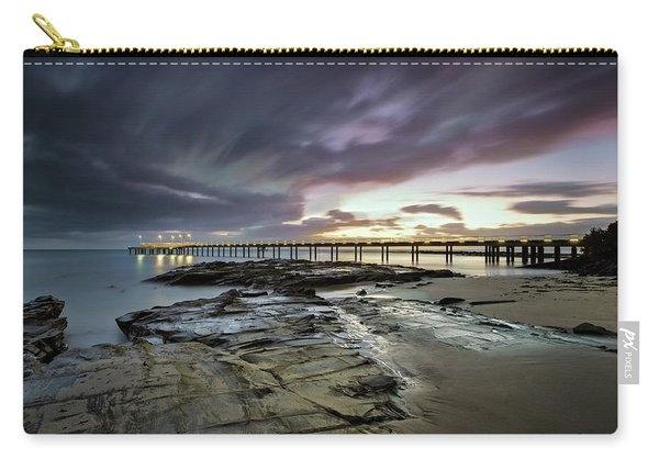 The Pier @ Lorne Carry-all Pouch