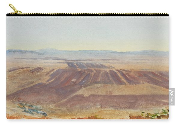 The Plains Of Nazareth Carry-all Pouch