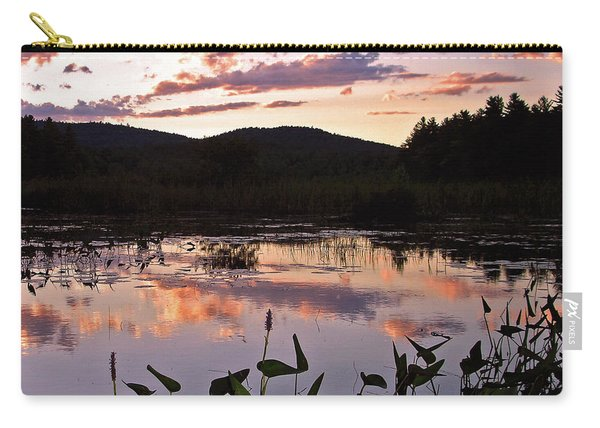 The Poetry Of Twilight Carry-all Pouch