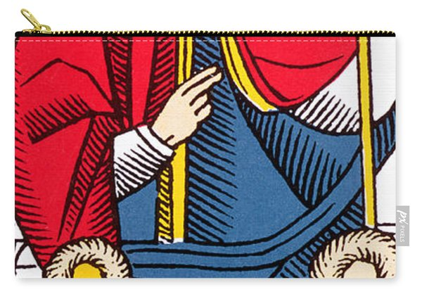 The Pope Tarot Card Carry-all Pouch