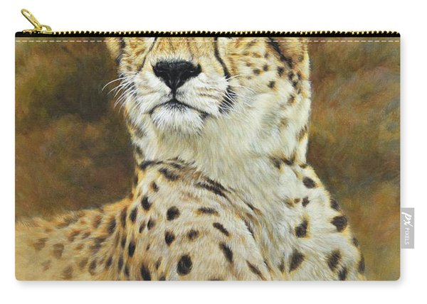 The Prince - Cheetah Carry-all Pouch