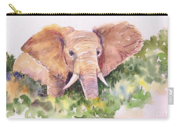 The Prince Elephant Carry-all Pouch