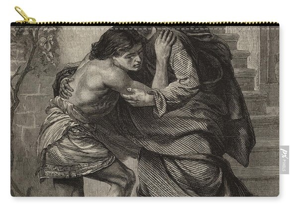 The Prodigal's Return Carry-all Pouch