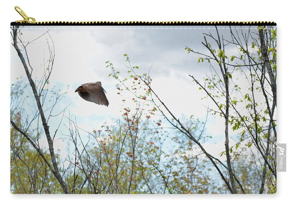 The Queen Of The Forest In-flight Carry-all Pouch