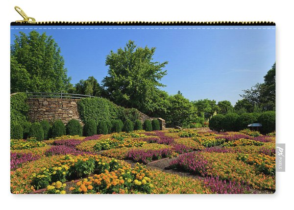 The Quilt Garden Carry-all Pouch