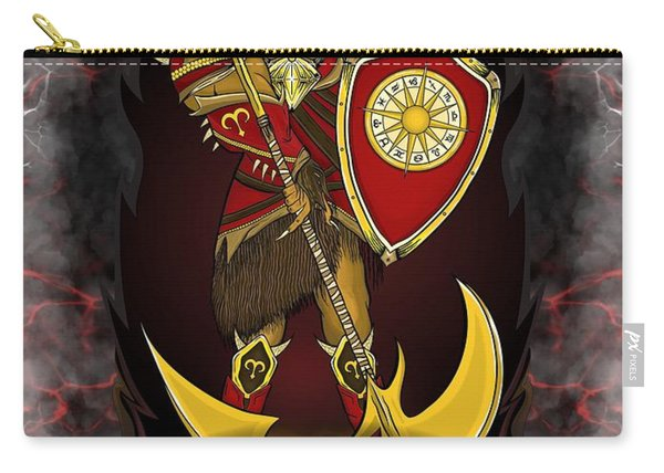 The Ram Aries Spirit Carry-all Pouch