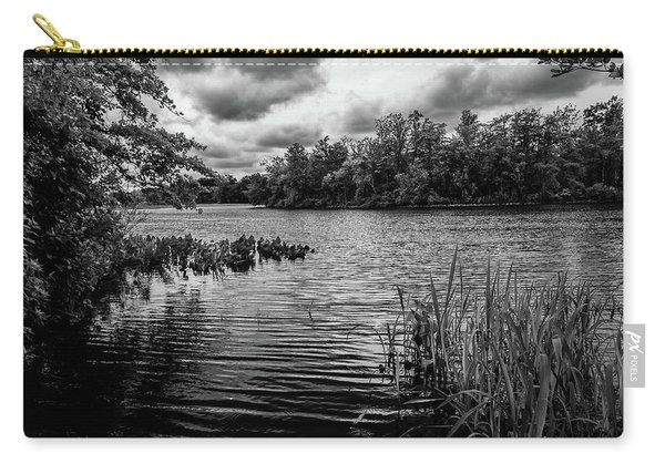 The Rancocas River Landscape Carry-all Pouch