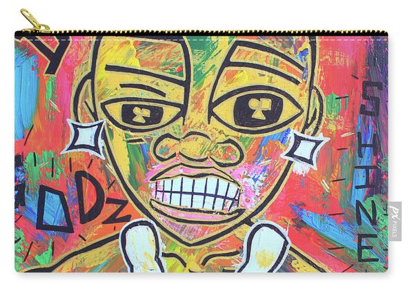 The Rappers Delight  Carry-all Pouch