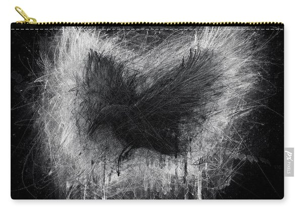 The Raven - Black Edition Carry-all Pouch