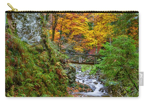 Cascades And Waterfalls Carry-all Pouch