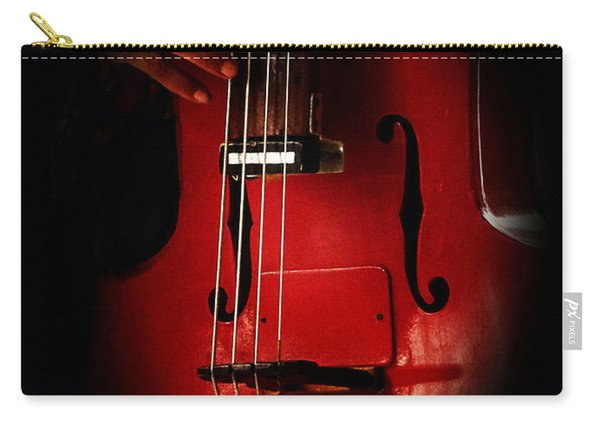 The Red Cello Carry-all Pouch