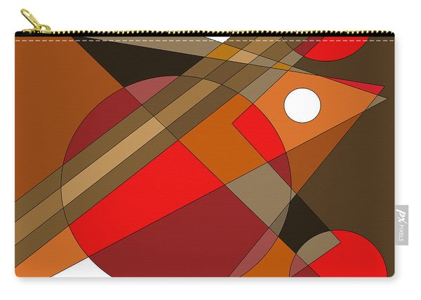 The Red Eye Carry-all Pouch