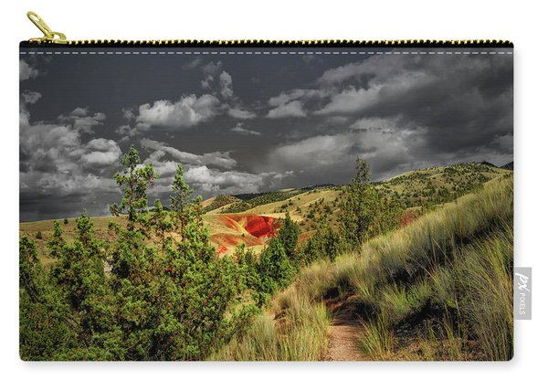 The Red Hill Carry-all Pouch