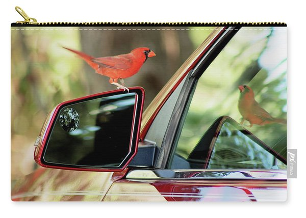 The Red Menace Carry-all Pouch