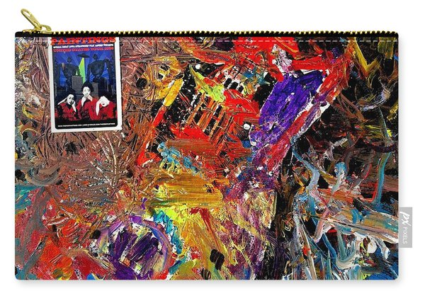 The Red Paintings Carry-all Pouch