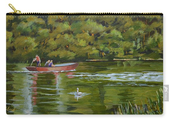The Red Punt Carry-all Pouch