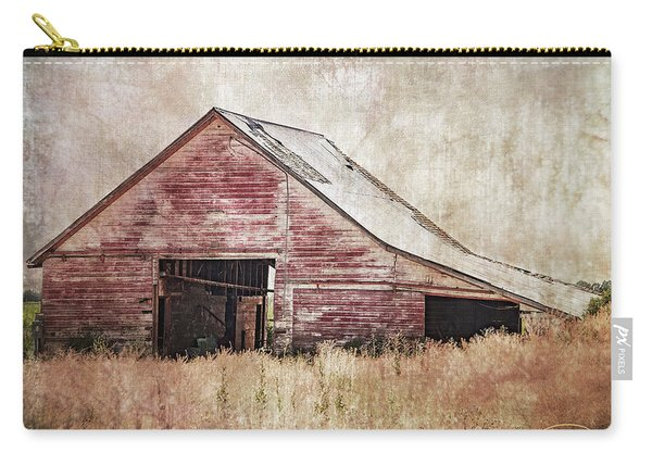 The Red Shed Carry-all Pouch