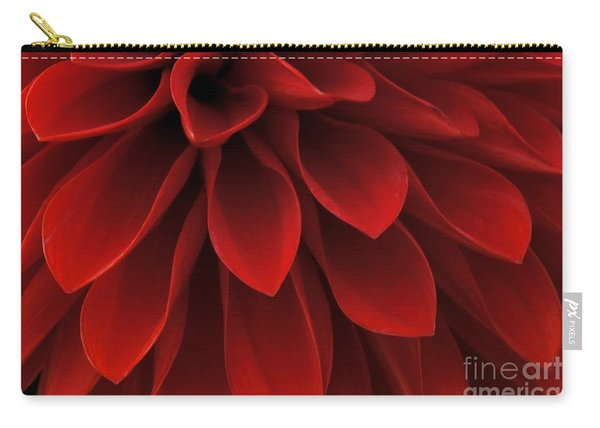 The Reddest Red Carry-all Pouch