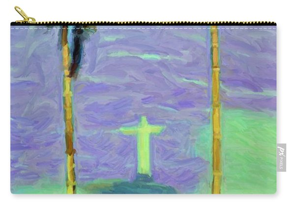 The Redeemer Carry-all Pouch