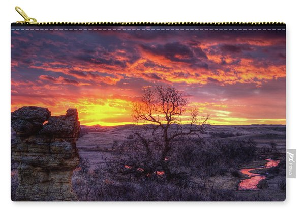 The Redwater Carry-all Pouch