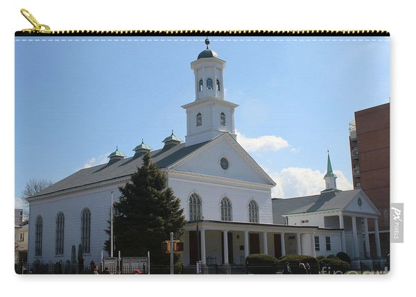 The Reformed Church Of Newtown- Carry-all Pouch