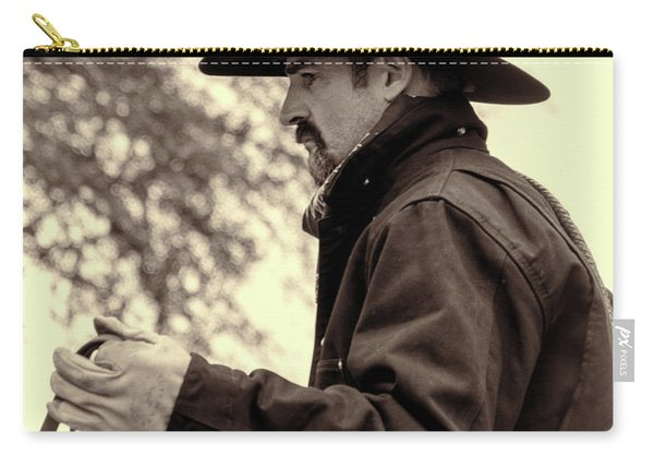 The Reins  Carry-all Pouch