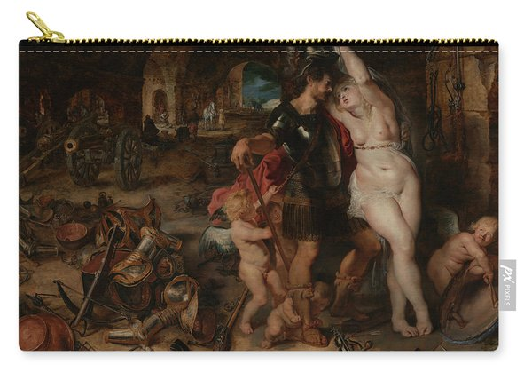 The Return From War- Mars Disarmed By Venus  Carry-all Pouch