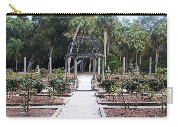 The Ringling Rose Garden Carry-all Pouch