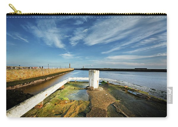 The River Esk Carry-all Pouch