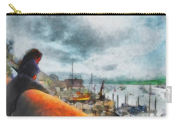 The River Exe Carry-all Pouch