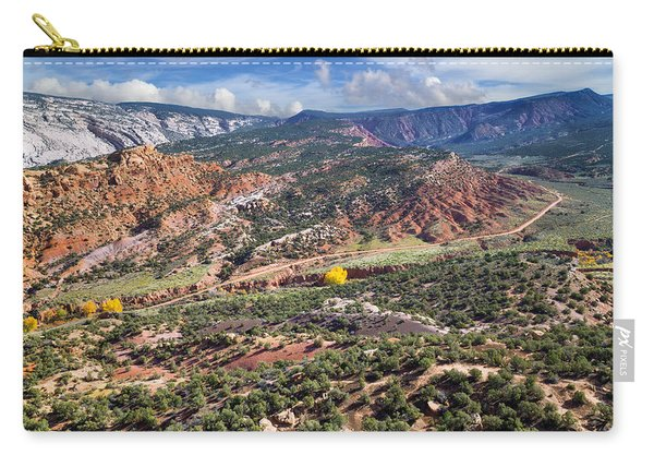 The Road To Blue Mountain Carry-all Pouch