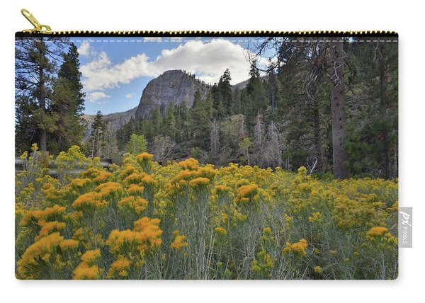 The Road To Mt. Charleston Natural Area Carry-all Pouch