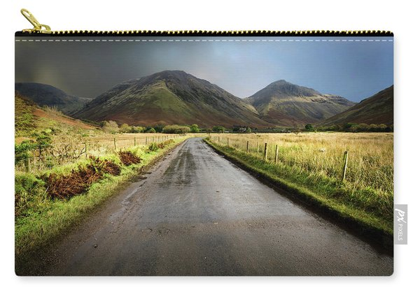 The Road To Wasdale Head Carry-all Pouch