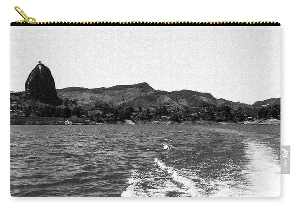 The Rock Of Guatape Carry-all Pouch
