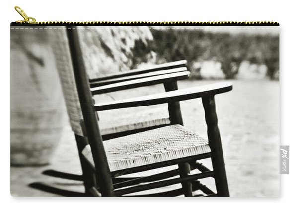 The Rocker - Sepia Carry-all Pouch