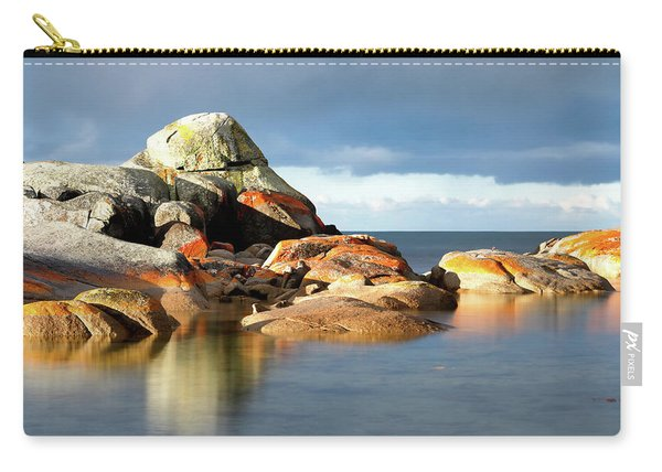 The Rocks And The Water Carry-all Pouch