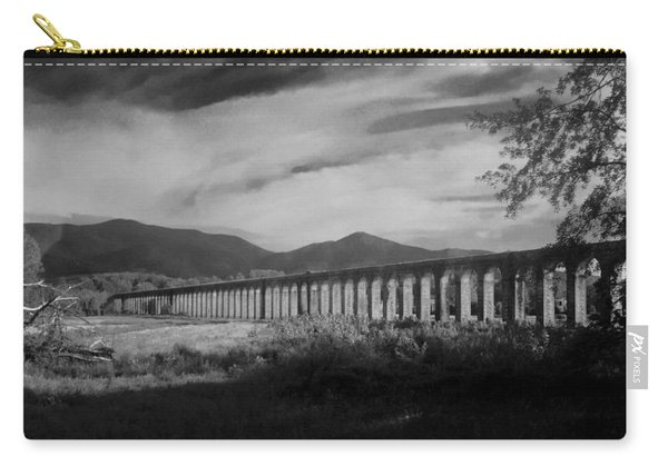 The Roman Aqueducts Carry-all Pouch