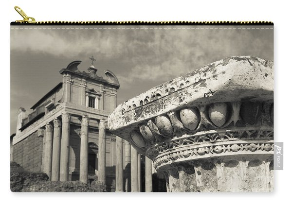 The Roman Forum Carry-all Pouch