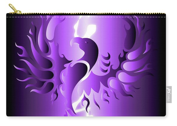 The Royal Phoenix Carry-all Pouch
