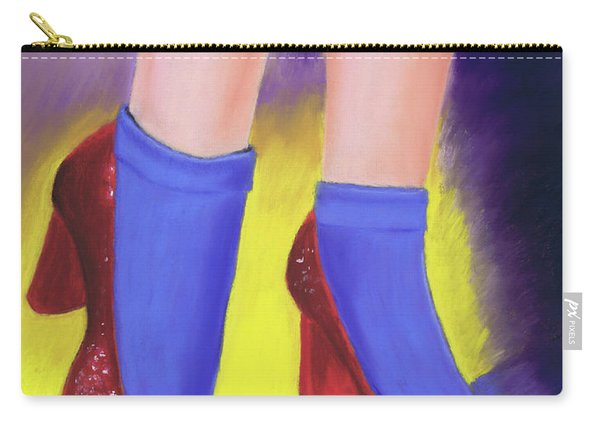 The Ruby Slippers Carry-all Pouch