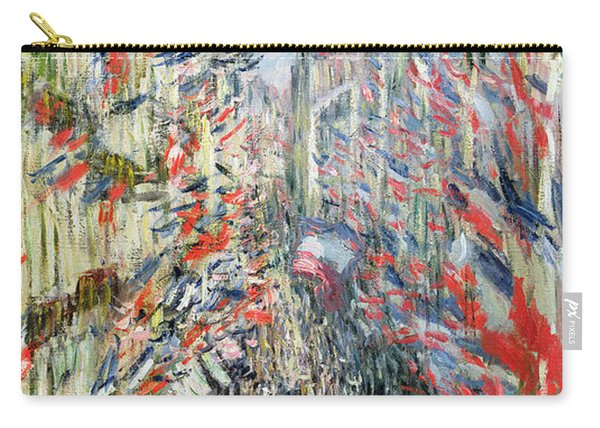 The Rue Montorgueil Carry-all Pouch