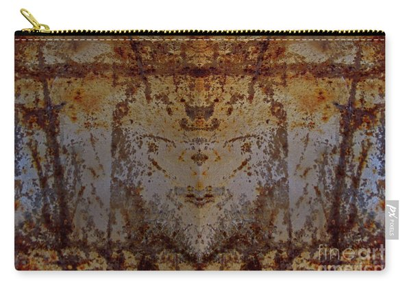 The Rusted Feline Carry-all Pouch