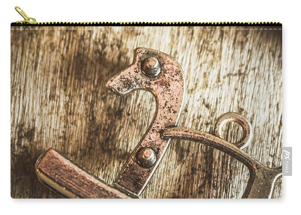 The Rusted Toy Horse Carry-all Pouch