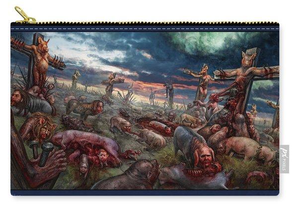 The Sacrifice Carry-all Pouch