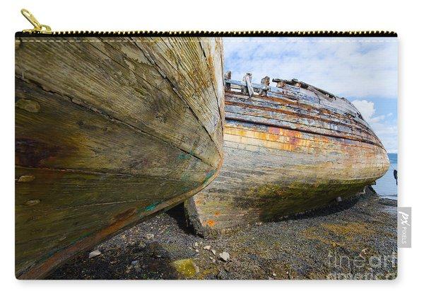 The Salen Wrecks Carry-all Pouch